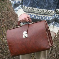 Vintage Doctors Briefcase Bag | JenNoir | ASOS Marketplace