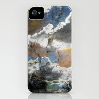 Broken Sky iPhone Case by Ben Geiger | Society6