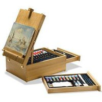 104-piece Multi Media Art Set | Toys & Collectibles | SkyMall