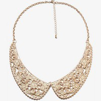 Filigree Collar Necklace