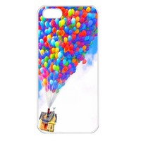 Movie Theme Collection - Up Apple iPhone 5 Case