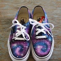 Galaxy VANS (purple and blue)