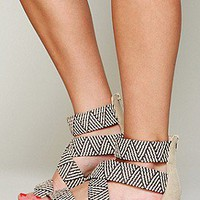 Coconuts by Matisse  Vineyard Woven Sandal at Free People Clothing Boutique
