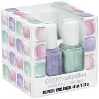 Amazon.com: Essie Love & Acceptance Wedding Spring 2012 4 Piece Mega Mini Color Cube: Health & Personal Care