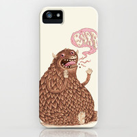 Burp iPhone Case | Print Shop
