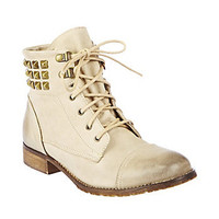 Steve Madden - RUTHLESS TAUPE LEATHER
