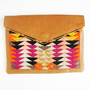 Lizzie Fortunato Midnight Cruiser Clutch - Hibiscus