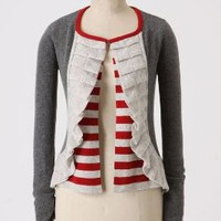 Masked Stripes Cardigan