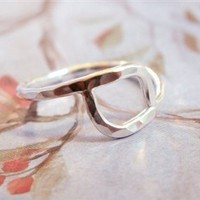 Interlocking Wedding Ring