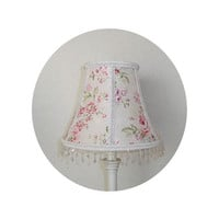 Shabby Chic Wildflowers fabric ~ Lamp Shade by ToileChicBoutique