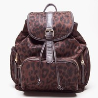 Leopard Backpack in  What's New at Nasty Gal
