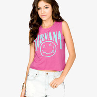 Nirvana Muscle Tee