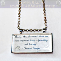 Limb and Fingers Jewelry Shop Hermione Granger by DiagonAlley