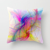 Turner Throw Pillow by Brian Raggatt    | Society6