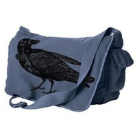 Raven Messenger Bag