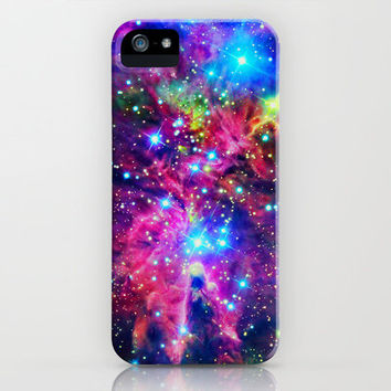 Astral Nebula iPhone Case by Starstuff | Society6