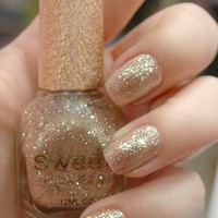 Golden Sweet Color 12ml Nail Polish [586]