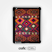 Eastern Folk Pattern iPad Case - New iPad/iPad 2