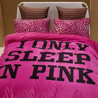 Cool Design Pink only Sleep Sheets For Four