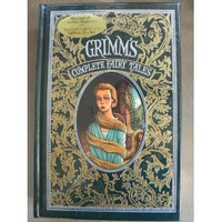 Grimm's Complete Fairy Tales (Barnes & Noble Leatherbound Classics Series) [Leather Bound]