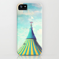 circus tent iPhone Case by Sylvia Cook Photography
