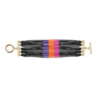 Striped Toggle Bracelet | FOREVER21 - 1000041033