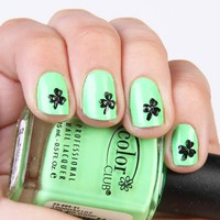 Shamrock Nails Tutorial