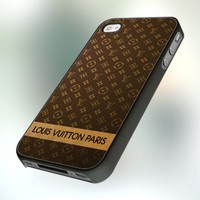 PB0358 Louis Vuitton Design For IPhone 4 or 4S Case / Cover