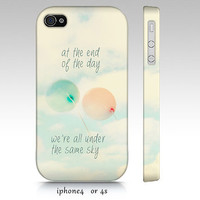 At the end of the day iphone4 case