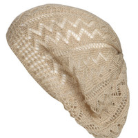 Zig Zag Beret | Shop Just Arrived at Wet Seal