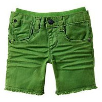 Colored denim shorts | Gap