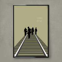 Stand By Me 11x17 movie poster