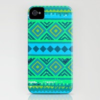 Under The Sea Pattern iPhone Case