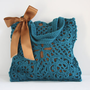 Crochet handbag Paula by instincts on Etsy