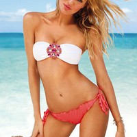 Bejeweled Bandeau Top - Beach Sexy? - Victoria's Secret