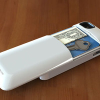 [grlhx110023]Cool Drawer Hard Cover Case For Iphone 4/4s