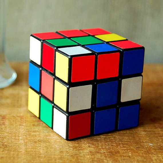 Rubik&#x27;s Cube