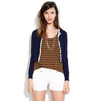 Cointoss Cardigan - cardigans - Women's SWEATERS - Madewell