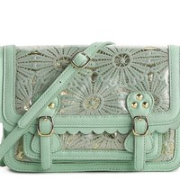 Shop  Betsey Johnson Oops A Daisy Mini Satchel Larger View