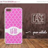 20% Sale Personalized case for iPhone 5 and iPhone 4 / 4s - Plastic iPhone case - Rubber iPhone case - Name iPhone case - CB019