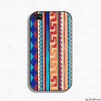 Iphone Case Aztec Design for Iphone 4 and Iphone its awesome