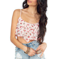 Cora Crop Top $21