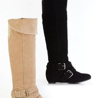 Lexie Over the Knee Boot