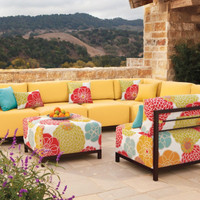 Greenwich Outdoor Modular Seating