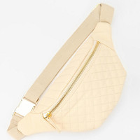 Urban Outfitters - Deena &amp; Ozzy Quilted Fanny Pack