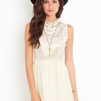 Emme Crochet Dress