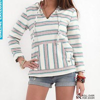 Roxy Tequila 2 Poncho Hoodie - PacSun.com