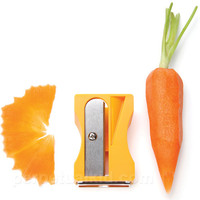 CARROT PEELER & SHARPENER