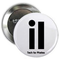 "iI Tech for Pirates 2.25"" Button> iI Tech for Pirates> Another Round of Beer Designs"