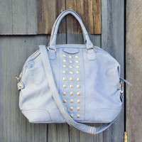 Lilac & Studs Tote, Sweet Bohemian Totes & Bags
